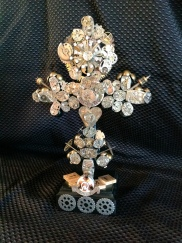 Glitzy Cross