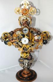 """Timeless"" clock"