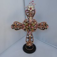 Sparkle cross