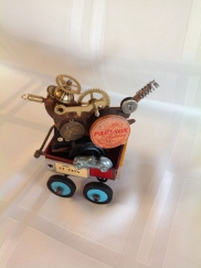 Toy wagon OP (front)
