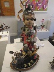 Doll on Display